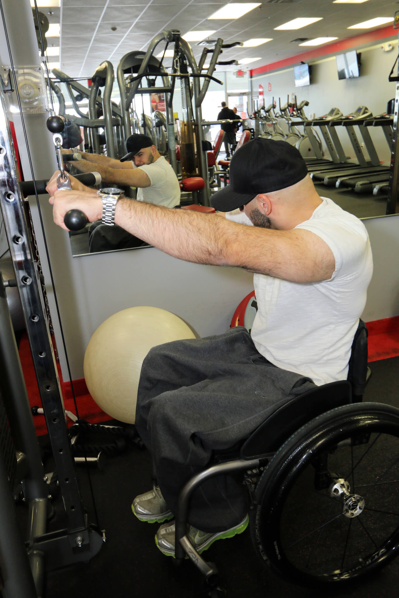 PL WO3R4AN original - An Insider's Look Into The Progress of ADAPTIVE SPORTS Within our Communities