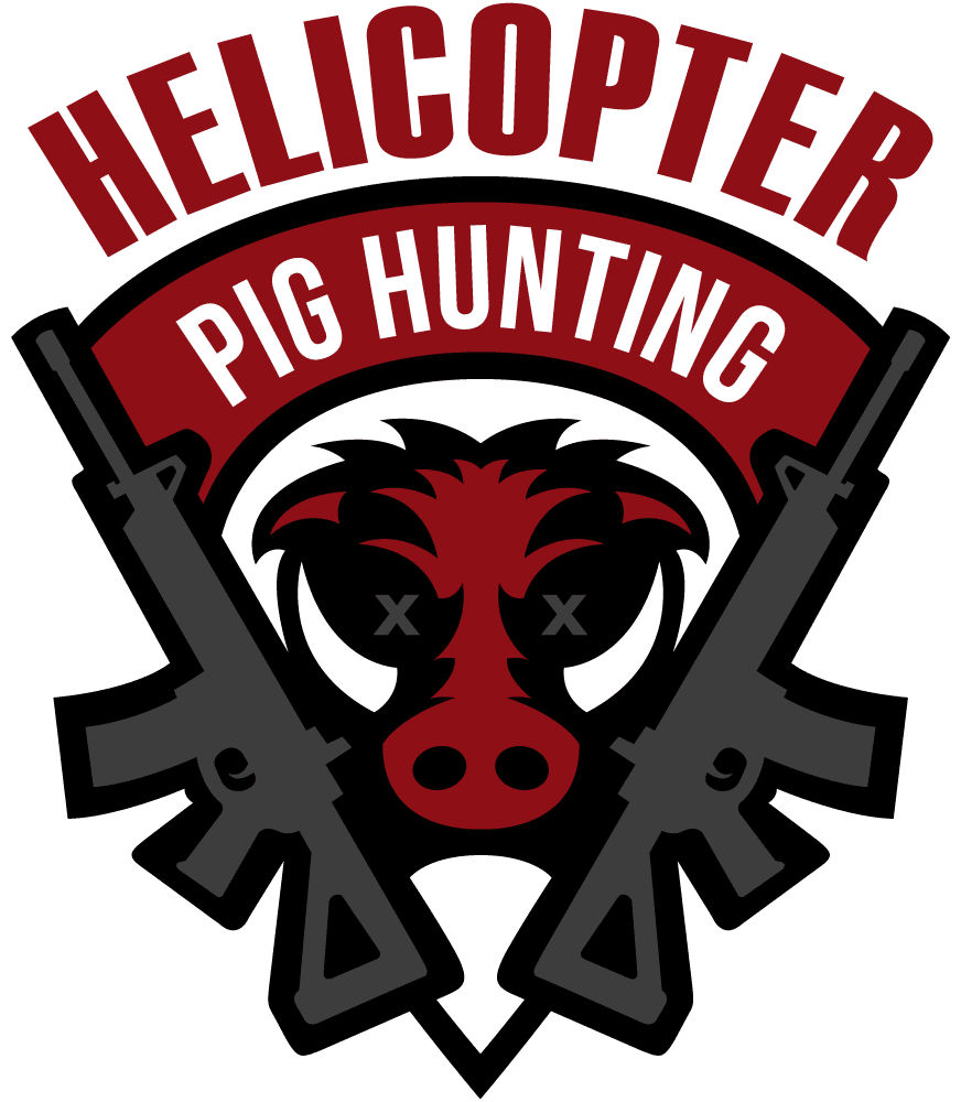 Texas Helicopter Hog Hunting Helicopter Pig Hunting